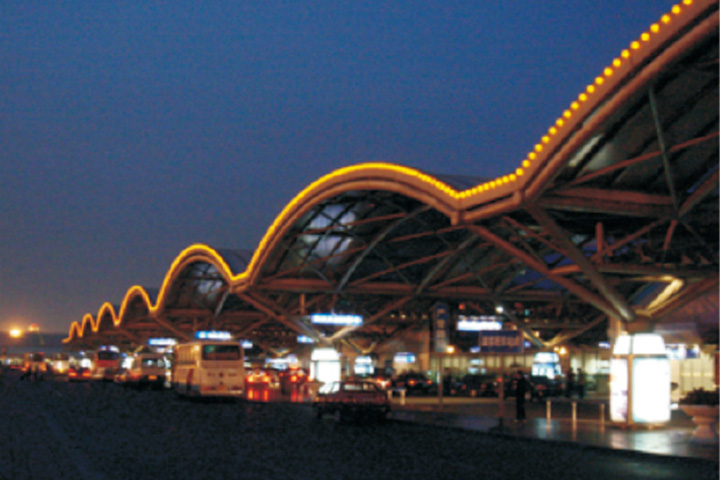 首都机场二号航站楼
