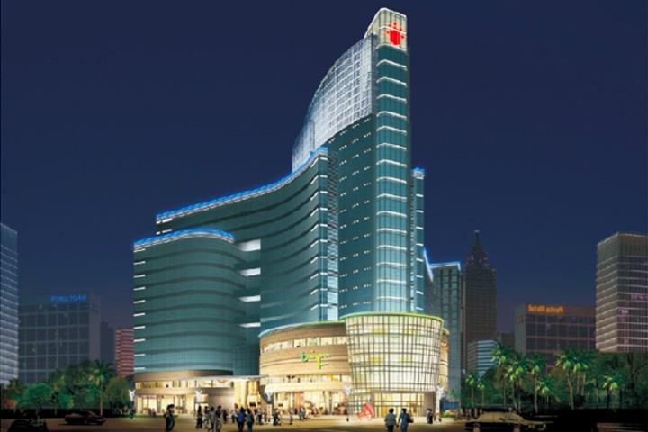 台州国际商务广场