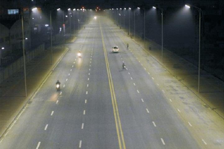 咸宁LED路灯工程
