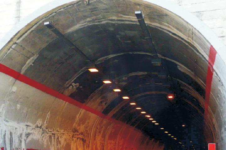 云南新河高速洞坪隧道