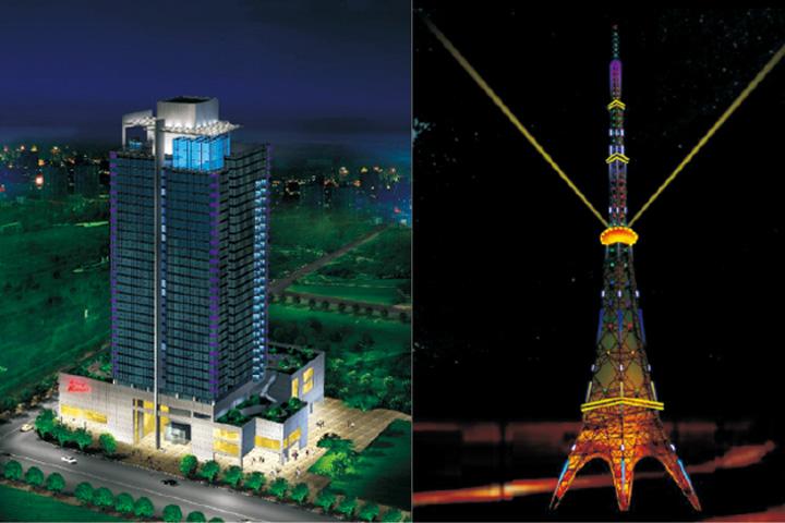 中银惠龙----喀什电信塔