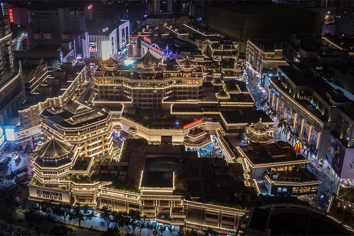 深圳金三角