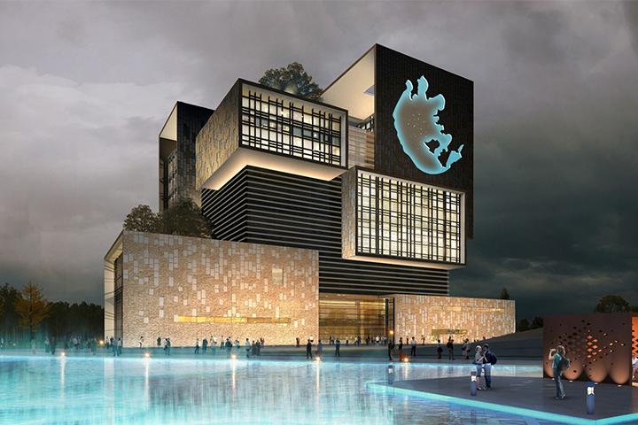 长兴太湖博物馆