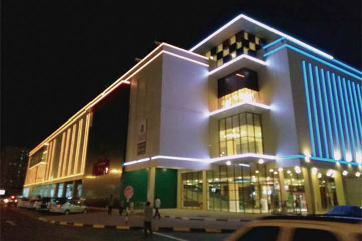 阿联酋迪拜购物中心1