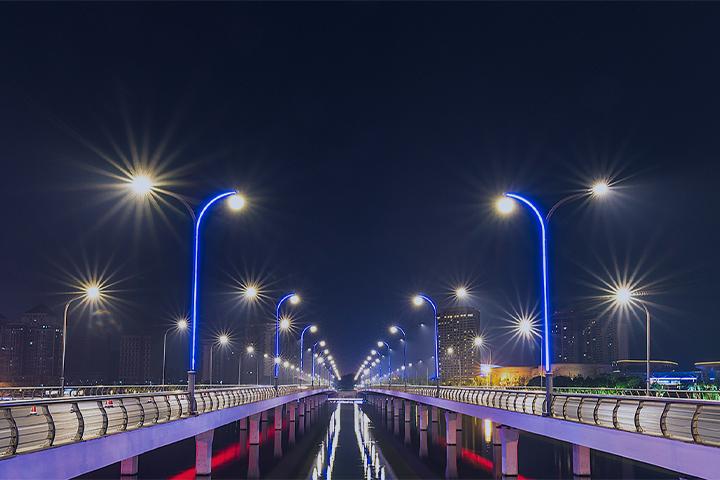 明月湖桥梁