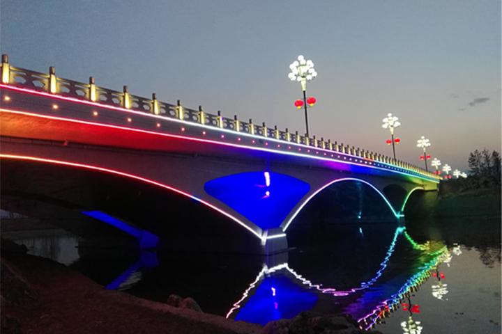 陕西韩城桥