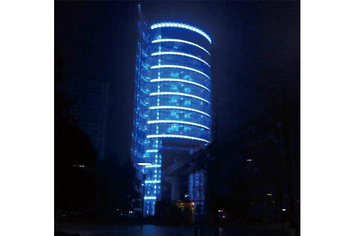 重庆玻璃塔